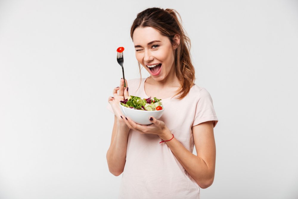 Delicious Summer Salads Packed With Vitamins for Eye Health